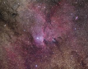 NGC 6188 RGB